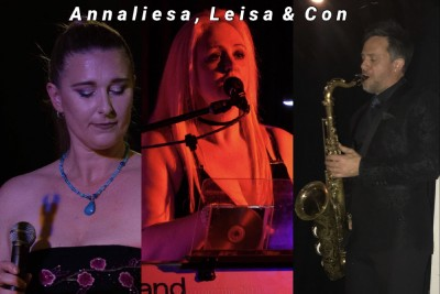 Annaliesa, Leisa & Con @ Dickson Tradies Wine Bar 6-9pm Friday 28th June, Annaliesa Rose